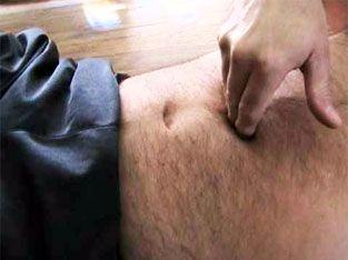 Men's diastasis problems