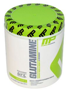 Glutamine supplement by MusclePharm