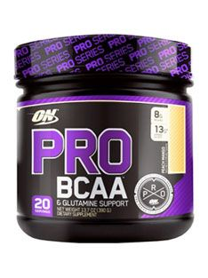 PRO BCAA supplement by Optimum Nuitrition
