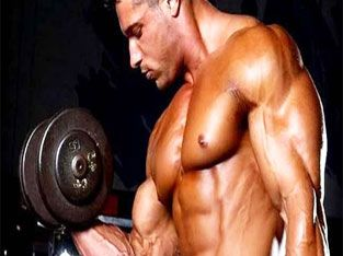 Working way for muscle gain with supplements