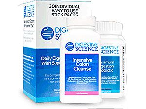 Digestive Science Intensive Colon Cleanse