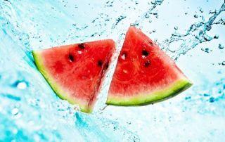 Natural diuretic food