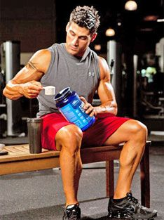 You can gain solid muscle mass with creatine