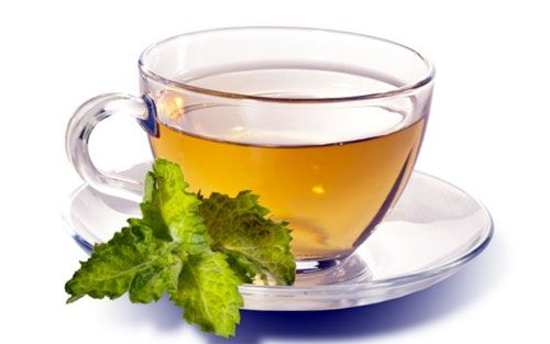 Green tea for water retention