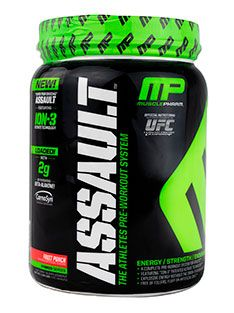 Assault by Muscle Pharm