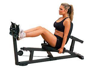 Exercise 6: Calf press