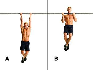 Exercise 4: Chin-up