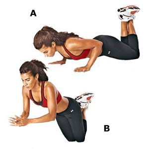 Exercise 7: Clap push-up