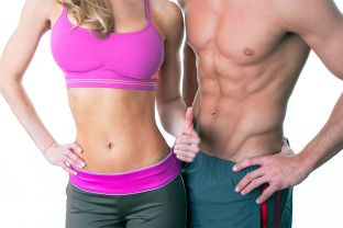 Productive methods to get ripped fast