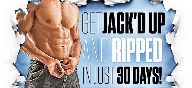 How To Get Ripped In A Month Get The Body Into Shape And Become