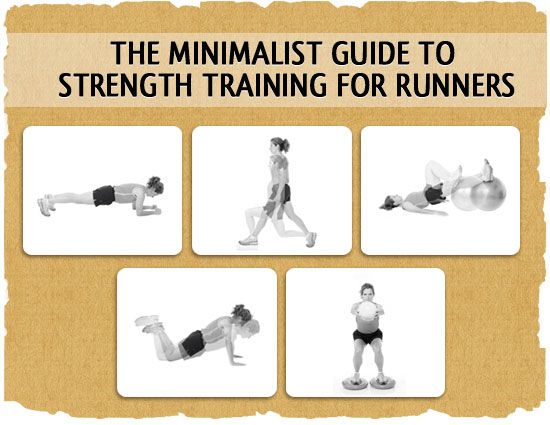 The minimalist guide to training