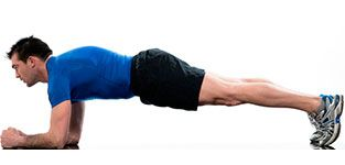 Workout 4: Plank