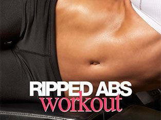 Ripped abs workout