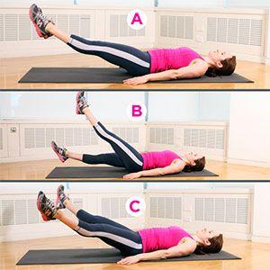 Exercise 2: Scissor Kick