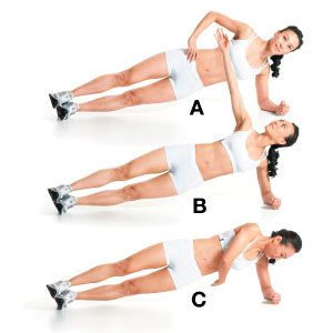 Exercise 2: Side Plank