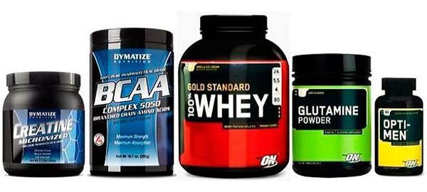Short-time supplements to get ripped