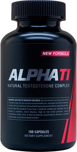 Natural Testosterone Complex Alpha T1