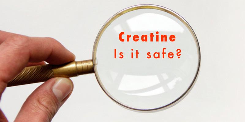 Creatine: is it safe?
