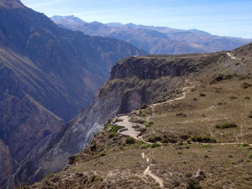 Colca Canyon, Peru, South America