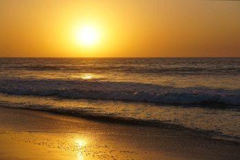Mancora Sunset