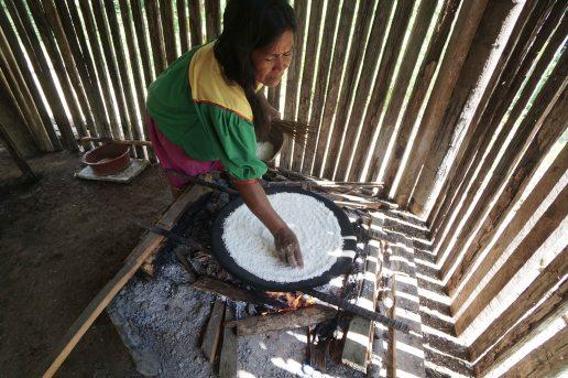 86 she makes yuca bread sm