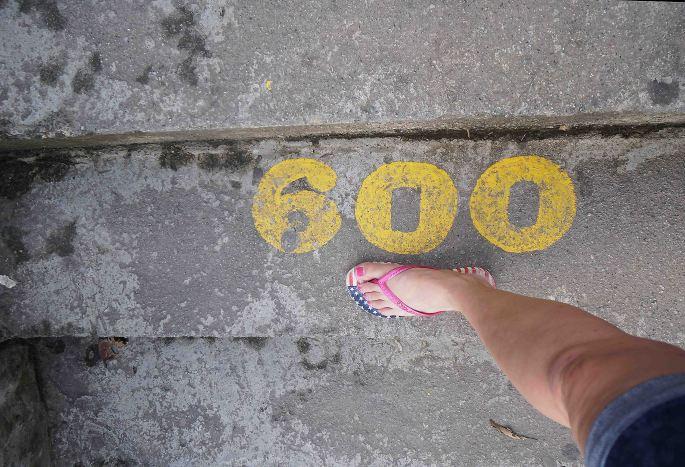 18 stair 600 sm