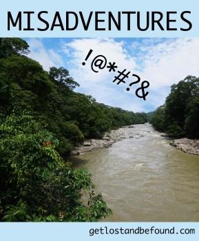 misadventures ****