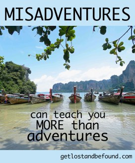 misadventures can