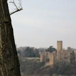 Castell'Arquato dai colli della Val d'Arda