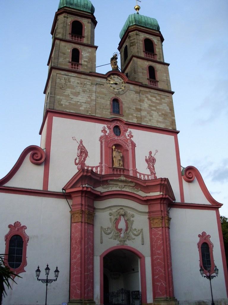 Chiesa di Bad Säckingen