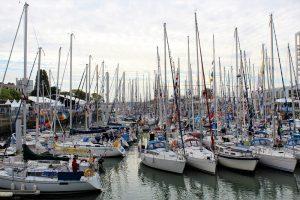 Festival Interceltico di Lorient - Parata delle barche