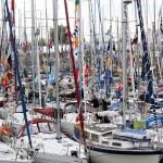 Festival Interceltico di Lorient - Parata delle barche (3)