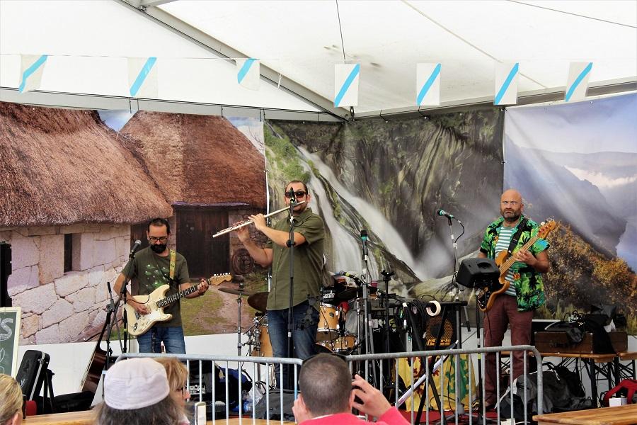 Festival Interceltico di Lorient - concerto galiciano