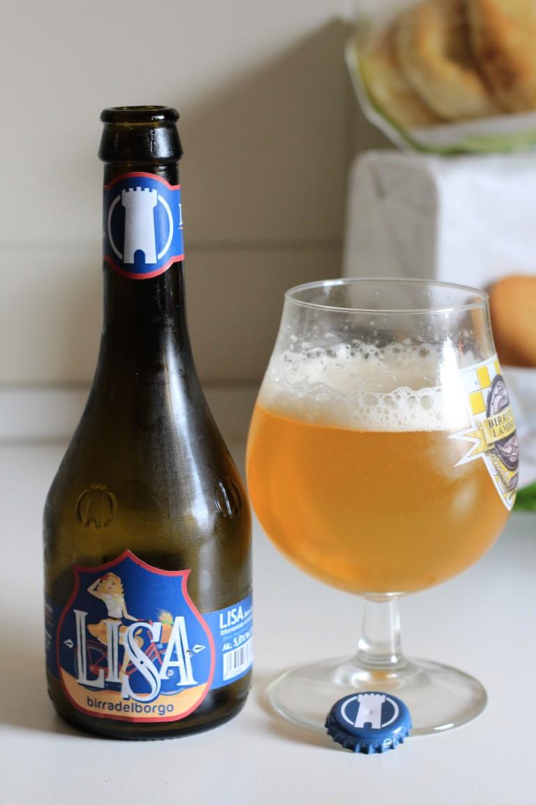 Birra del Borgo - Lisa