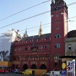 Basilea palazzo storico