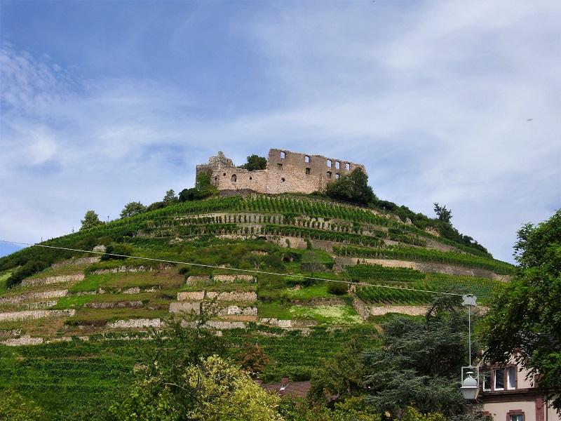 Il castello di Staufen