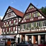 Case tipiche di Wolfach