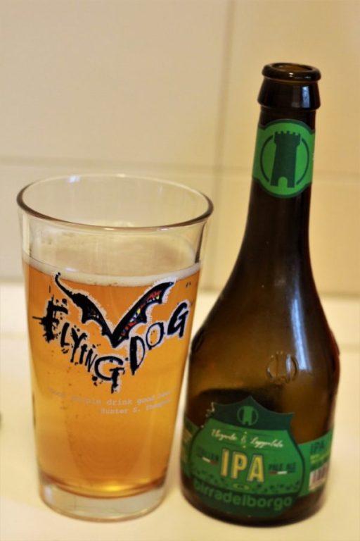 Birra del Borgo – IPA (Italian Pale Ale)