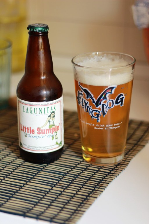 Lagunitas – Little Sumpin'