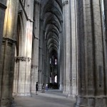 Interno Cattedrale Saint Etienne Bourges