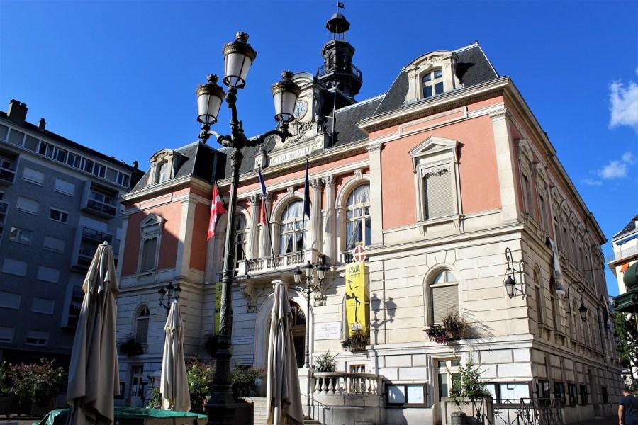 Chambery hotel de ville