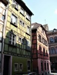 Strasburgo case a graticcio