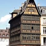 Piazza cattedrale Strasburgo