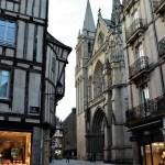 Cattedrale di saint-pierre di vannes
