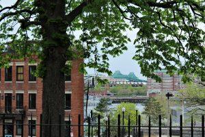 Boston Freedom Trail - Copp's Hill Burying Ground