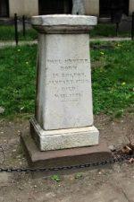 Freedom Trail - Boston Granary Burying Ground Tomba Paul Revere