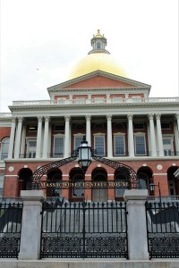 Freedom Trail - Boston Massachussetts state house