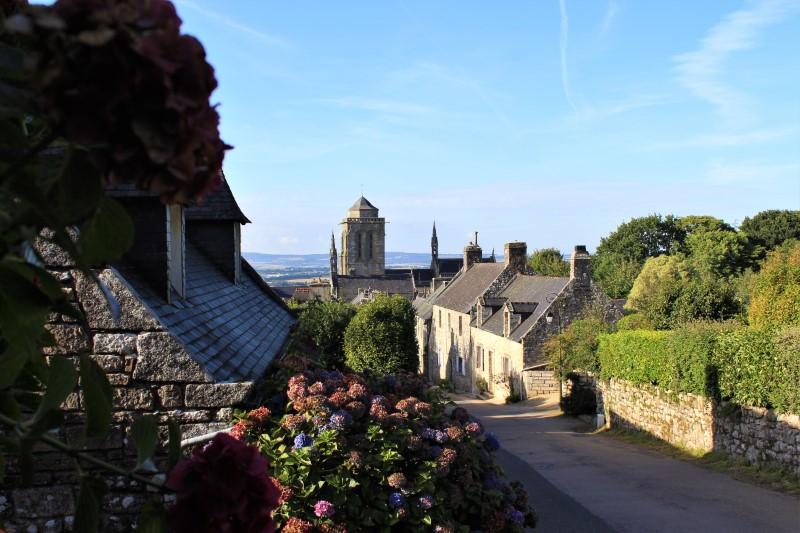 Locronan, il borgo di San Ronan