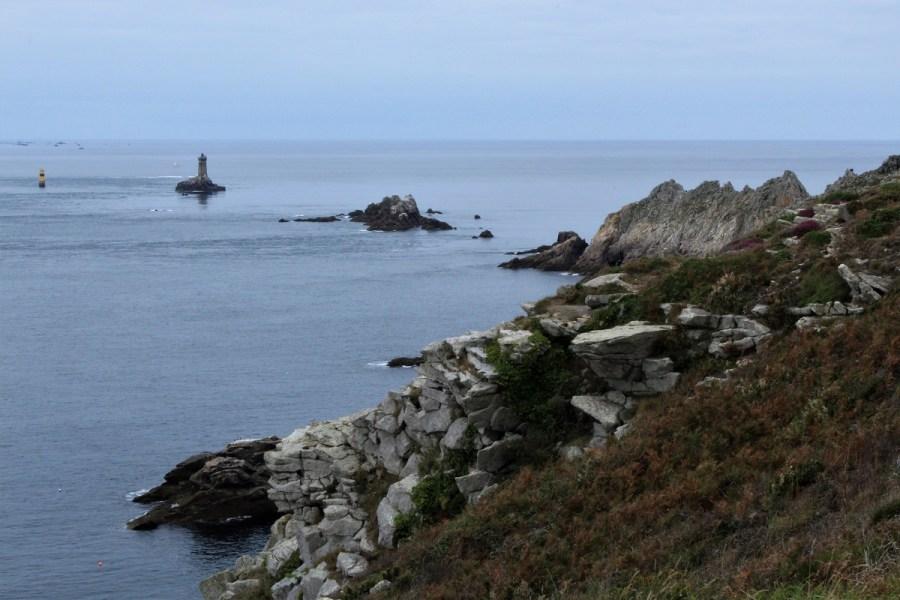 La Pointe du Raz e gli inclementi scogli