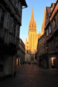 Quimper - Quimper-cattedrale-di-san-corentino.jpg